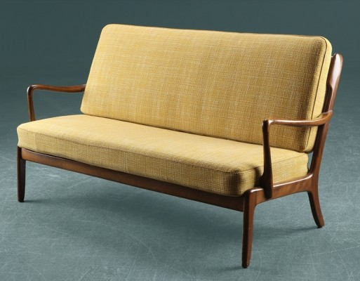 Model 124 sofa by Ole Wanscher for France & Son, 1950s