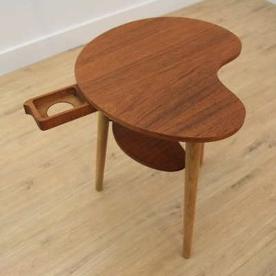 Side table from the sixties by unknown designer for unknown producer