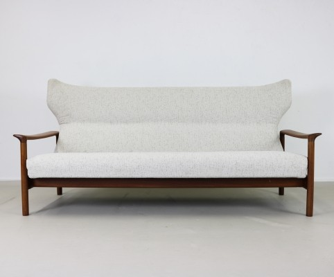 Stunning Danish design three seater sofa from the sixties