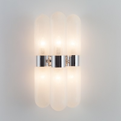 2 wall lamps from the sixties by unknown designer for unknown producer