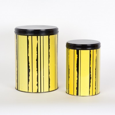 Tomado Holland Storage containers, 1960s