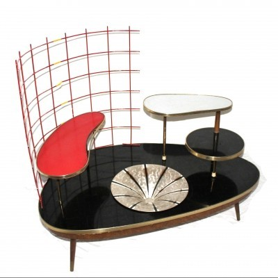 Side table from the fifties by unknown designer for FRIWA