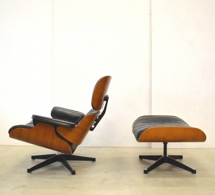 1st Contura Edition lounge chair from the fifties by Charles & Ray Eames for Herman Miller