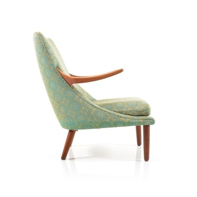 Prototype lounge chair by Svend Skipper for Skippers Møbler, 1950s