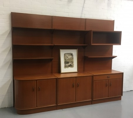 FM Formula wall unit from the fifties by unknown designer for Kempkes