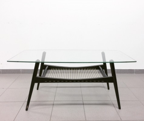 Coffee table from the fifties by Jos de Mey for Van Den Berghe Pauvers