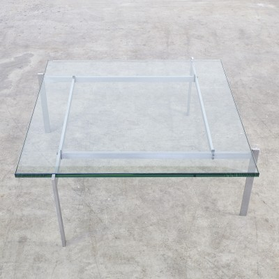 PK61 coffee table from the fifties by Poul Kjærholm for E. Kold Christensen
