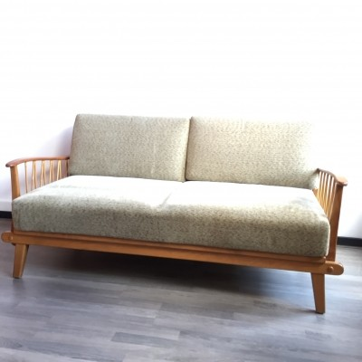 Goldfeder 1669 daybed from the sixties by Walter Knoll & Wilhelm Knoll for Knoll Antimott