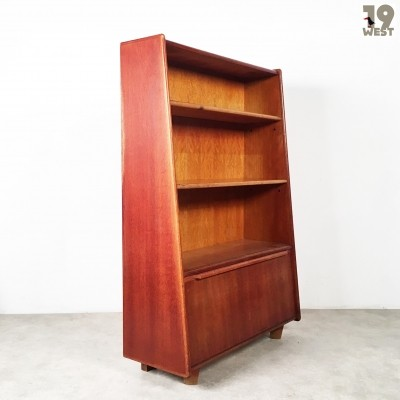Oak Series Bookshelf cabinet from the fifties by Cees Braakman for Pastoe