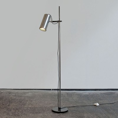 Floor lamp from the sixties by Maria Pergay for Uginox ugine gueugnon