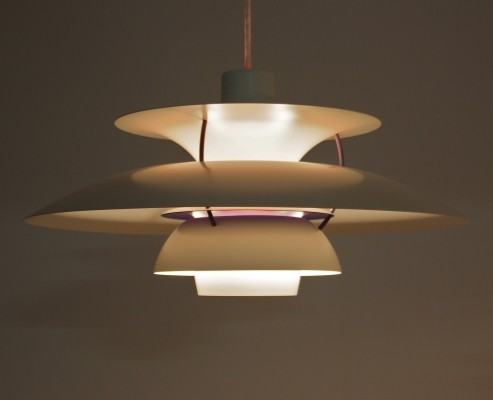 PH5 hanging lamp from the sixties by Poul Henningsen for Louis Poulsen