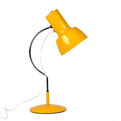 Model 0521 desk lamp from the seventies by Josef Hůrka for Napako