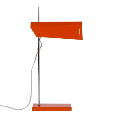 L 192-1353 desk lamp from the seventies by Josef Hůrka for Lidokov