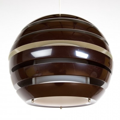 Le monde hanging lamp from the seventies by Carl Thore for Granhaga