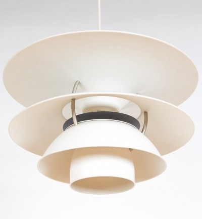 Charlottenburg hanging light by Poul Henningsen for louis Poulsen