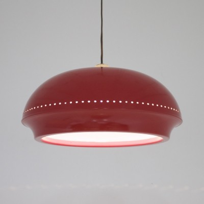 Pendant 96667 hanging lamp from the sixties by Tobia Scarpa for Flos