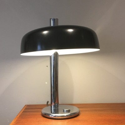 Desk lamp from the seventies by Egon Hillebrand for Leuchtenfabric Hillebrand