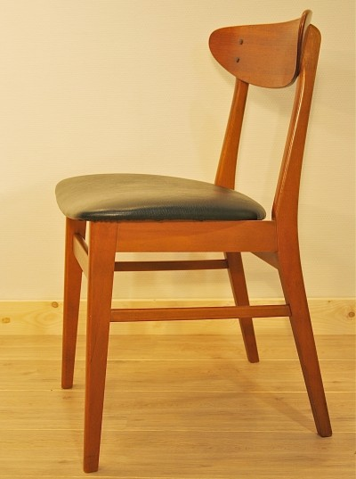 20 x Farstrup Møbler dining chair, 1960s