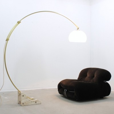 Floor lamp from the sixties by unknown designer for iGuzzini