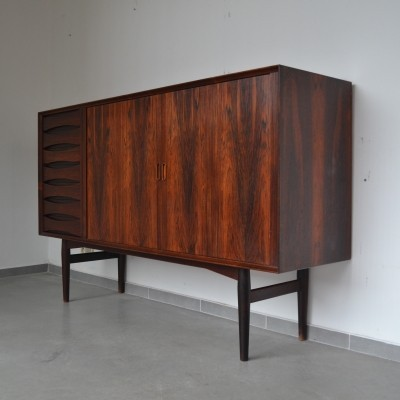 Cabinet from the fifties by Arne Vodder for Sibast