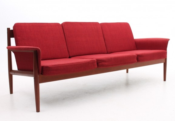 Grand Danois sofa from the sixties by Grete Jalk for France & Son