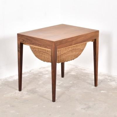 Side table from the fifties by Severin Hansen for unknown producer