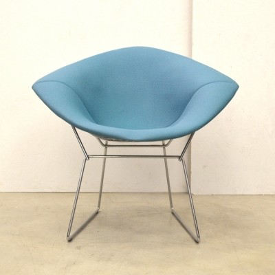 Diamond lounge chair from the sixties by Harry Bertoia for Knoll International