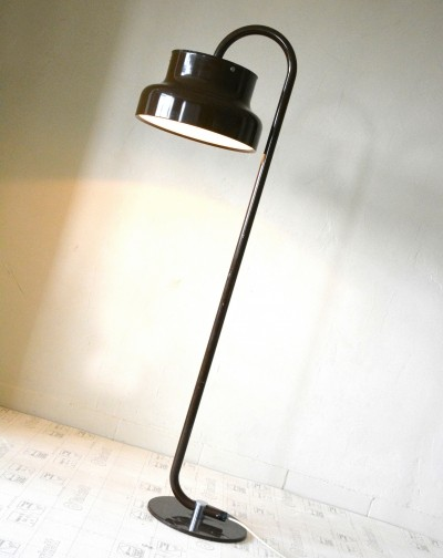 Bumling floor lamp from the sixties by Anders Pehrson for Ateljé Lyktan