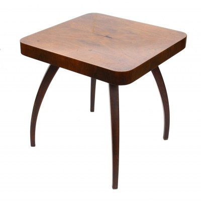 H 259 Spider coffee table from the fifties by Jindřich Halabala for UP Závody