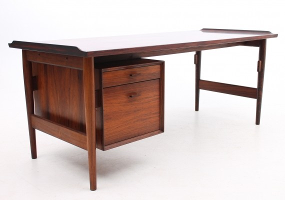 Writing desk from the sixties by Arne Vodder for Sibast
