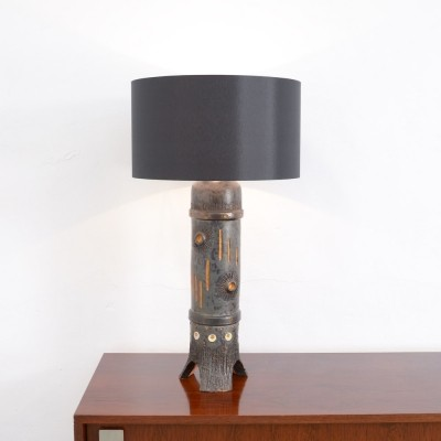 Desk lamp from the sixties by Baudouin Monteyne for unknown producer