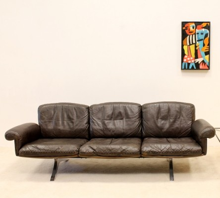 DS-31 sofa from the sixties by unknown designer for De Sede