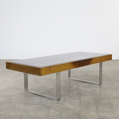 Coffee table from the sixties by unknown designer for Ilse Möbel