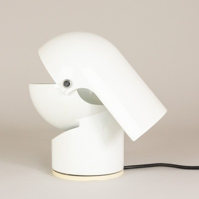 Pileino desk lamp from the seventies by Gae Aulenti for Artemide
