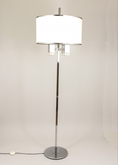 Floor lamp from the seventies by unknown designer for Sciolari