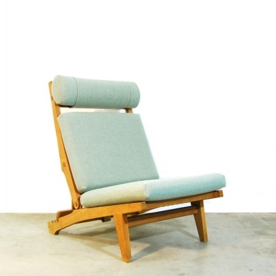 2 AP71 lounge chairs from the sixties by Hans Wegner for AP Stolen