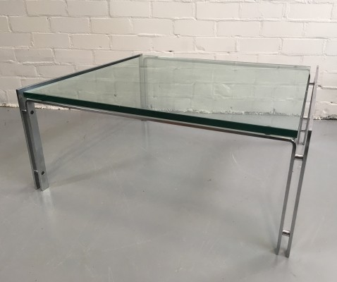 M1 coffee table from the eighties by unknown designer for Metaform