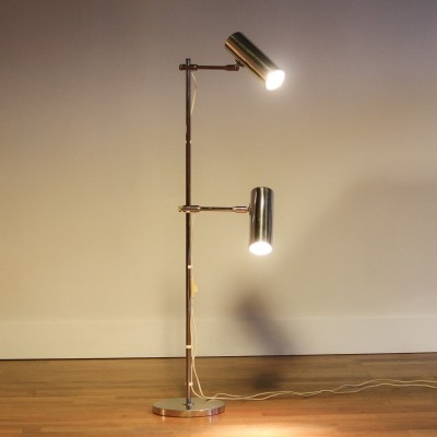 Scan-Light floor lamp from the sixties by unknown designer for Bergboms