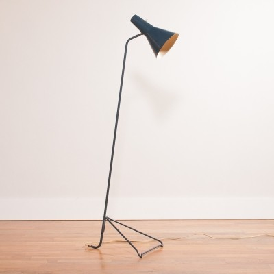 Floor lamp from the fifties by unknown designer for ASEA