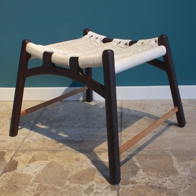 MG15 stool from the nineties by unknown designer for Godsk Snedkeri