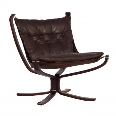 Falcon lounge chair by Sigurd Resell for Vatne Møbler, 1970s