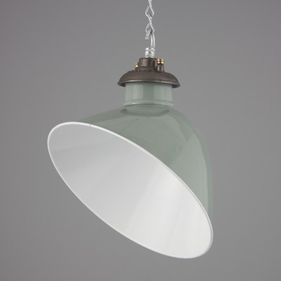 11 hanging lamps from the fifties by unknown designer for Revo