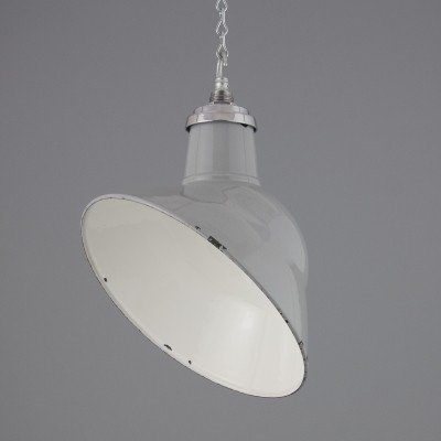 15 hanging lamps from the fifties by unknown designer for Thorlux