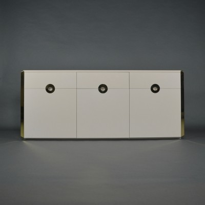 Sideboard from the seventies by Willy Rizzo for Mario Sabot