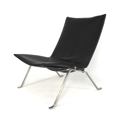 PK22 lounge chair from the fifties by Poul Kjærholm for E. Kold Christensen