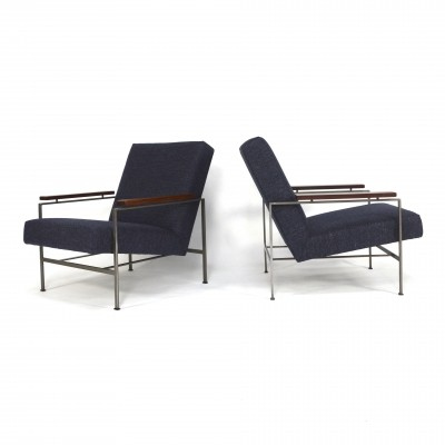 2 x lounge chair by Rob Parry for Gelderland, 1950s