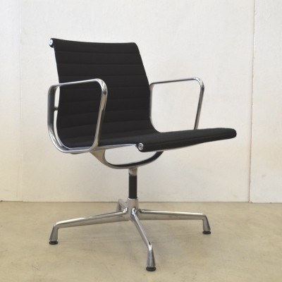 3 Ea108 Hopsak office chairs from the nineties by Charles & Ray Eames for Vitra