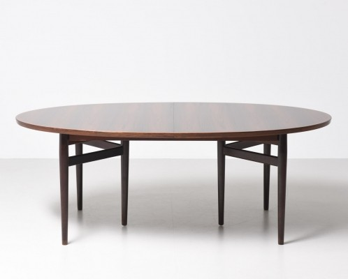 Model 212 dining table from the fifties by Arne Vodder for Sibast