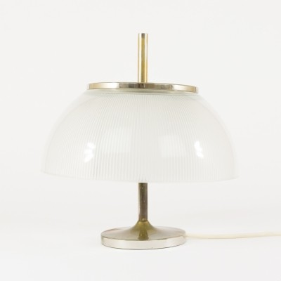 Alfetta desk lamp from the sixties by Sergio Mazza for Artemide