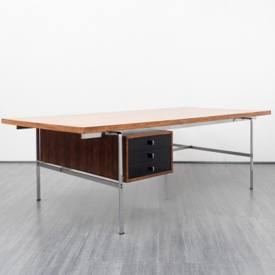 FK-196 writing desk from the sixties by Preben Fabricius & Jørgen Kastholm for Kill International